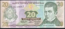 Honduras 20 Lempiras 2004 P92a UNC - Honduras