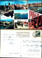 1426) Cartolina-puglia Vedute - Brindisi