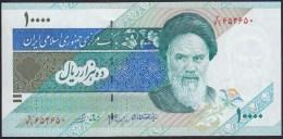 Iran 10000 Rials 1992-2009 P146g UNC - Irán