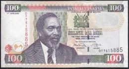 Kenya 100 Shillingi 2009 P48 UNC - Kenia