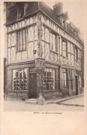 C.P.A - 89100 - Yonne - SENS - La Maison D'Abraham - France