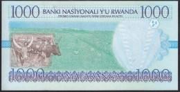 Rwanda 1000 Francs 1998 P27 UNC - Rwanda