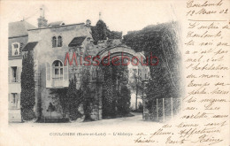 28 - COULOMBS  - Abbaye - Lot De 3 - 6 Scans -  Dos  Précurseurs - France