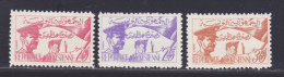 TUNISIE N°  444 à 446 ** MNH Neuf Sans Charnière, TB  (D102) - Tunisie (1956-...)