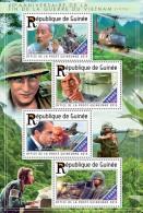 GUINEA 2015 - Vietnam War, John Lennon. Official Issue - Zangers