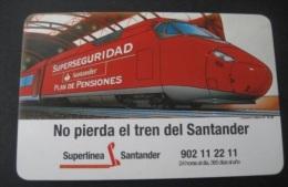 CALENDARIO BANCO SANTANDER, 1997 - Calendarios