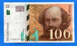 100  Fr  1998 - 1992-2000 Dernière Gamme