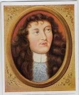 Gestalten Der Weltgeschichte (1933) - 74 - Nicolas Fouquet, Marquis De Belle-Île, Vicomte De Melun Et Vaux (1615-1680) - Cigarette Cards