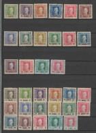 Autriche-Hongrie en Roumanie Yvert 2 / 34 * neuf charni�re manque le premier timbre