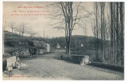 CPA - LOUCRUP (Hautes Pyrénées) - Route De Bagnères à Lourdes - Le Pont, Au Bas De La Cote De Loucrup - Autres Communes