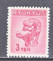RYUKU ISLANDS  11   ** - Ryukyu Islands