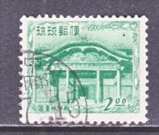 RYUKU ISLANDS  20   (o) - Ryukyu Islands