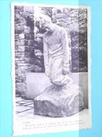 BANDE Monument Mémoire 34 Fils Noël 1944 ( Oeuvre Demanet ) / Anno 19?? ( Zie Foto Details ) !! - Nassogne