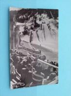 Garmisch-Partenkirchen OLYMPIA ( Photo Beckert ) Photo Card ( Zie Foto Details ) !! - Wintersport