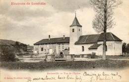 54    Environs De Lunéville           RECLONVILLE          Vue De L'église - Frankrijk