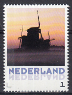 Nederland - Molens - Uitgifte 18 Mei 2015 - Bovenmolen E,D,C - Schermerhorn- MNH - Personalisierte Briefmarken