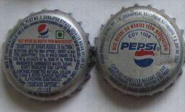 Soda Bottle Caps 2 India Used