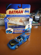 BATMAN - BATMOBILE 1980's - CORGI - DC - Dans Sa BOITE D'origine - Corgi Toys