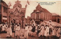 MADAGASCAR.  TANANARIVE.  Grande Fete Des Enfants Malgaches 1932.District D'Ambohidratrimo. - Madagascar