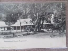 GOVERNMENT HOUSE SEYCHELLES - Seychelles