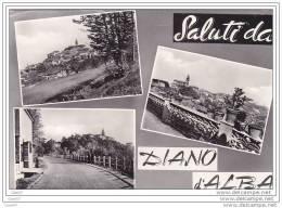 Cpsm Réf-J.P84   (  Italie )     Salut De    DIANO  D' ALBA - Italie