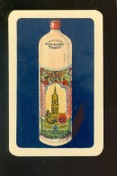Speelkaart ( 695 ) Dos D´ Une Carte à Jouer - Wijn Vin Likeur Liqueur Distillerie Stokerij -  Orbec  Gand Gent - Autres Collections