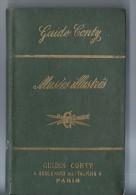 Guide CONT/Musées Illustrés/Les Musées De PARIS/Nombreuse Illustrations Et Publicités/1878  PGC86 - Musées & Expositions