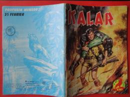Kalar   N°27 Editions  Impéria  Petit Format      Bon état+ - Petit Format