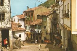 P627 - POSTAL - CUDILLERO - CALLE TIPICA - Asturias (Oviedo)