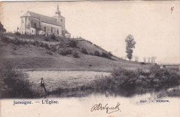 Jamoigne 26: L'Eglise 1904 - Chiny
