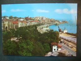 467 ESPAÑA SPAIN CANTABRIA SANTANDER JARDINES DE PEREDA POSTCARD POSTAL AÑOS 60/70 - TENGO MAS POSTALES - Cantabria (Santander)