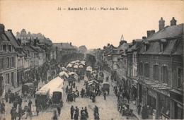 AUMALE - Place Des Marchés - Aumale