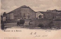 Ste Cécile 14: Souvenir De La Semois 1901 - Florenville