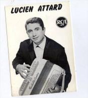 Accordéon Lucien ATTARD Photo - Music And Musicians