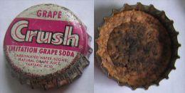 Soda Cap Crush Old USA Cork