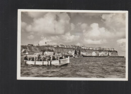 Dt. Reich AK Helgoland Inselrundfahrt 1937 - Helgoland