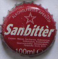 Soda Sanbitter Bottle Cap Chapas  Italy #1.19