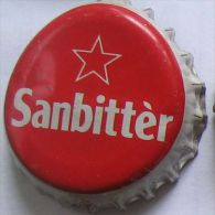 Soda Sanbitter Bottle Cap Chapas  Italy #2.12