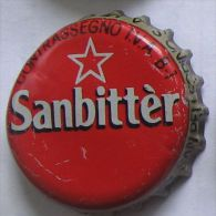 Soda Sanbitter Bottle Cap Chapas  Italy #2.13