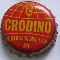 Soda Drink Crodino Bottle Cap Chapas  Italy #3.6