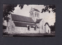 CPSM  PF - Brecy (02) ( Eglise Carte Photo Contant Vouziers ) - Frankrijk