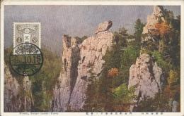Postcard RA004286 - Korea Mount Kumgang (Kongo) - Korea, North
