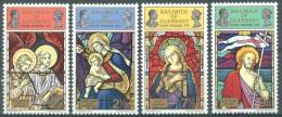 GUERNSEY - 1972 - MNH/*** LUXE- NOEL CHRISTMAS - Yv 66-69 Mi 71-74 -  Lot 12187 - Guernsey