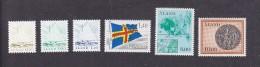 Aland Finland 1984 Definitives Mi#1-6 MNH - Aland