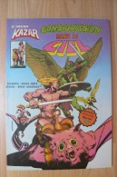 Kazar Ou Ka-Zar - N°2 Conspiration Dans Le Ciel - Marvel & Aredit 1982 - Arédit & Artima