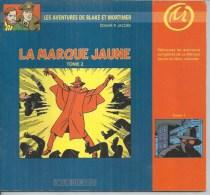 """BLAKE ET MORTIMER  """" LA MARQUE JAUNE T.2 """" - EDGAR P. JACOBS - E.O.  1997  BLAKE ET MORTIMER ( Hors Commerce PHILIPS ) - Blake Et Mortimer"""