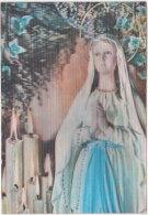 65. Gf Lenticulaire. Notre Dame De LOURDES. 8 (Vierge) - Lourdes
