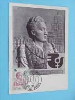 Internationaal Jaar Van De Vrouw ( Afstempeling Post + Zegel / Timbre - Anno 1975 - Zie Foto Details ) !! - Poste & Facteurs