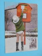 Philatélie De La Jeunesse Jeugd Filatélie ( Afstempeling Post + Zegel / Timbre - Anno 1971 - Zie Foto Details ) !! - Poste & Facteurs