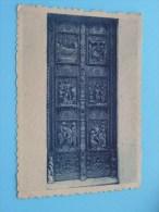 PARC Enghien Porte Bronze De La Chapelle - Anno 19?? ( Zie Foto Details ) !! - Enghien - Edingen
